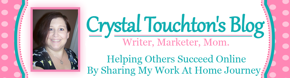 Crystal Touchton's Blog